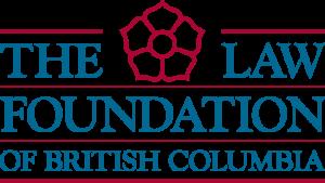 Law Foundation of BC logo